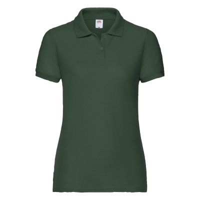 KOSZULKA POLO DAMSKA FRUIT OF THE LOOM LADIES 65/35 POLO