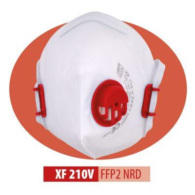 PÓŁMASKA OCHRONNA SKŁADANA OXYLINE XF210 V FFP2 NR D