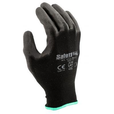 RĘKAWICE OCHRONNE SAFETY FIRST ULTRA BLACK