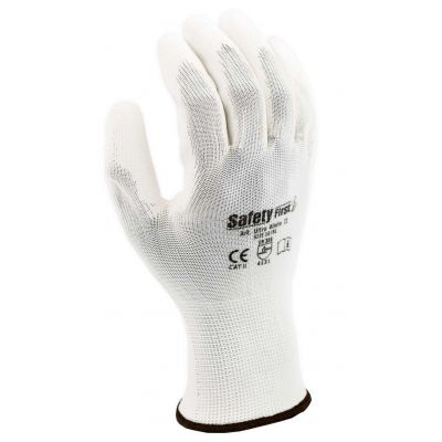 RĘKAWICE OCHRONNE SAFETY FIRST ULTRA WHITE