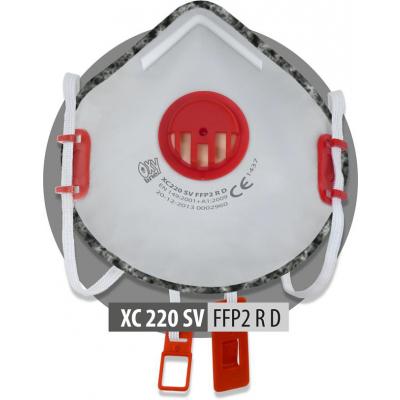 PÓŁMASKA OCHRONNA OXL XC 220 SV FFP2 R D